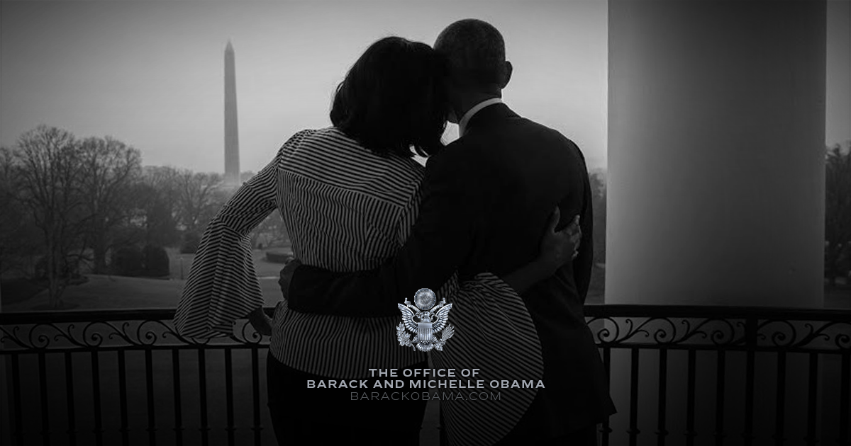 398fd701 The Office of Barack and Michelle Obama